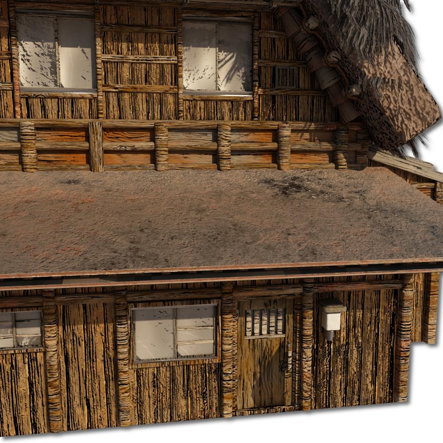 Shirakawago_Village_Set_House_4_5